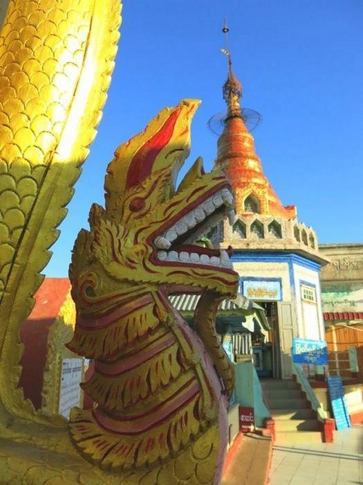 Myanmar Mt Popa Images